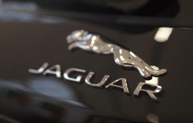 Jaguar Fpace - eventvideo
