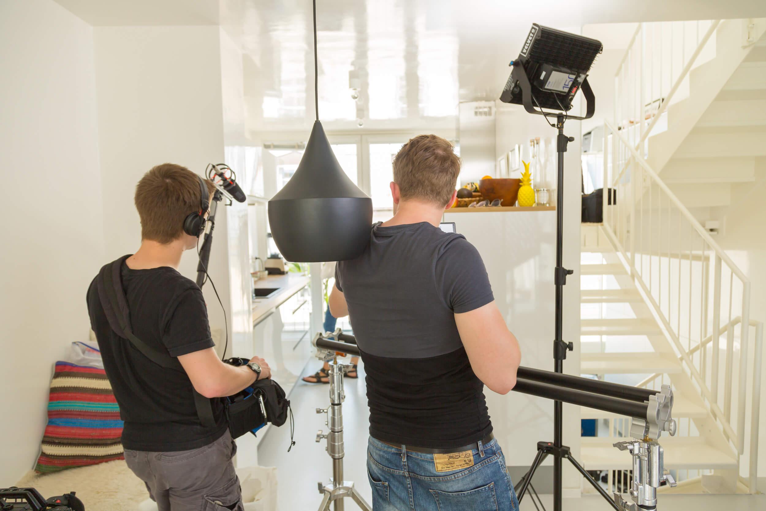 Abschlussfilm Ausbildung zum Mediengestalter Bild und Ton ...